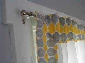 gray and yellow chevron curtains myideasbedroom com