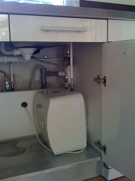 chauffe eau cuisine ectrique chauffe eau sous evier economido sanitaire et