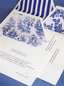 25 best ideas about toile on pinterest toile bedding With delft blue wedding invitations