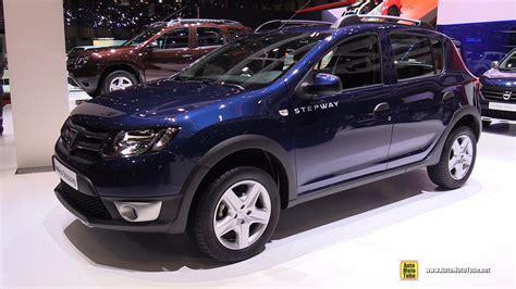 2017 Dacia Sandero Stepway View Auto List Cars Auto