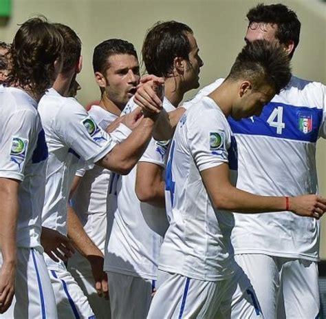 Italien am 24 januar 2021. Fußball-Confed-Cup: Italien holt Platz drei im ...