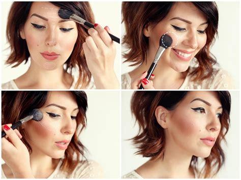 wie schminkt richtig 1001 ideen f 252 r ein perfektes make up schminken f 252 r anf 228 nger