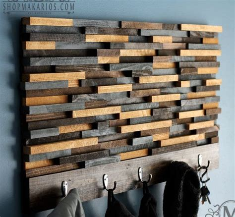 Best 25 Wall Mounted Coat Rack Ideas On Pinterest Diy With