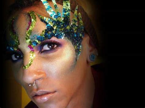 sea nymph makeup tutorial youtube