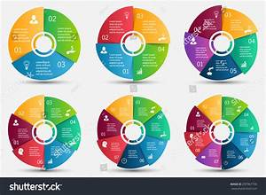 Vector Circle Element Arrows Infographic Template Stock Vector 297967739