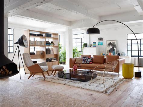bogenleuchten bilder ideen couch