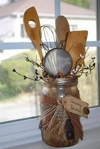 Mason, Jar, Craft, Ideas