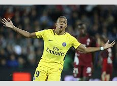 Kylian Mbappe French star scores stunner on PSG debut