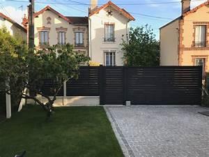 Idee Cloture Devant Maison : avis cloture maison ~ Dailycaller-alerts.com Idées de Décoration