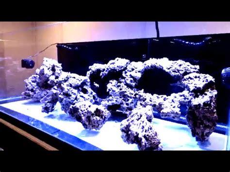 reef aquascaping 205g reef build aquascape sand e16