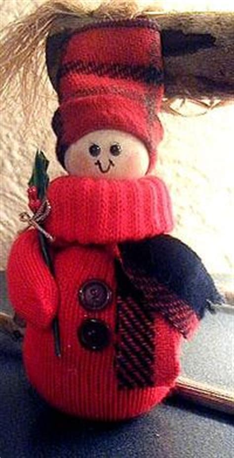 wonderful diy adorable sock snowmen