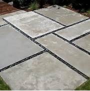 Adding Pavers To Concrete Patio Decorate Large Concrete Pavers Design Ideas Pictures Remodel And Decor