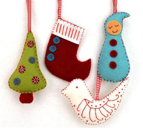 christmas decorations craft kit  corinne lapierre