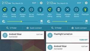 How To Activate Led Flashlight On Galaxy S6  Easy Method
