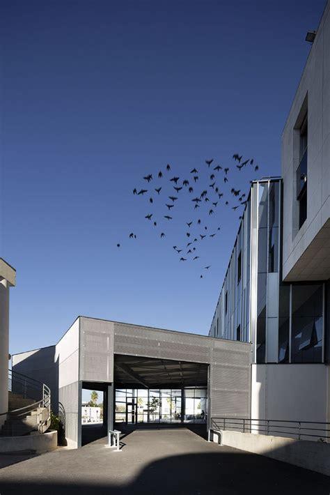 centre hospitalier de beziers  tlr architecture