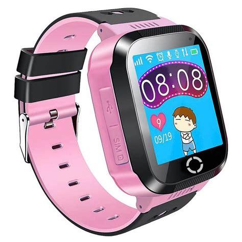 kinder gps uhr kinder gps smartwatch 1 44 zoll smart uhr armband fuer