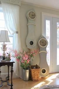 Maison Decor: Paris Grey Chalk Paint for a Mora Clock ...