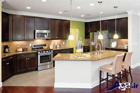 مدل صندلی اپن با طراحی شیک و مدرن برای آشپزخانه های امروزی