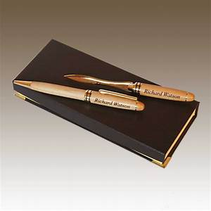 design39s maplewood personalized pen and letter opener set With personalized pen and letter opener set