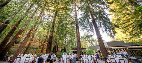 Deer Park Villa : Weddings & Special Events in Marin