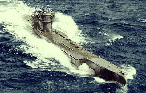 U Boat Norway by U 278 Type Viic Surrendered At Narvik Norway On 9 May