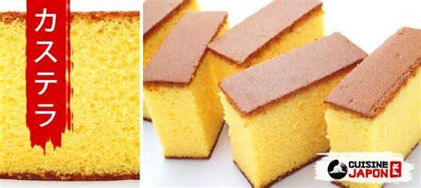 ustensiles cuisine japonaise cake castella ou kasutera dessert japonais