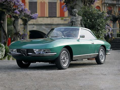 Karznshit '63 Alfa Romeo 2600 Coupe Speciale By