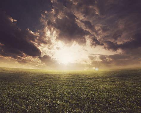 spring sunset free stock image by kevron2001 on deviantart