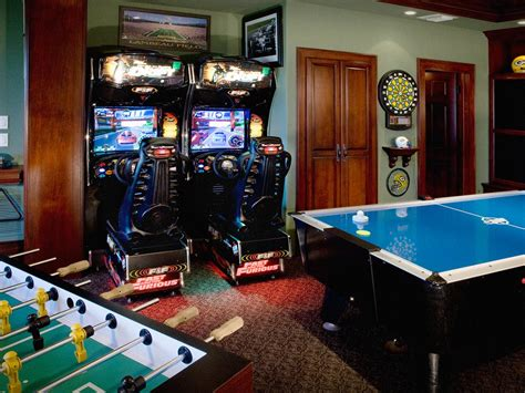 Gaming Room : More Extraordinary Million Dollar Rooms