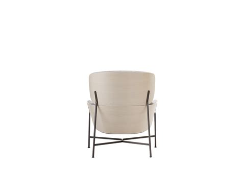 Caristo Low Back Armchair By Tim Rundle