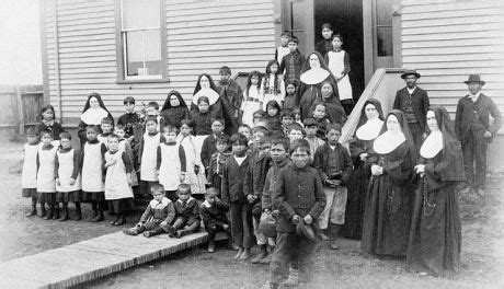 feds lie withhold proof  residential school torture