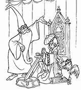 Merlin Wizard Coloring Votes sketch template