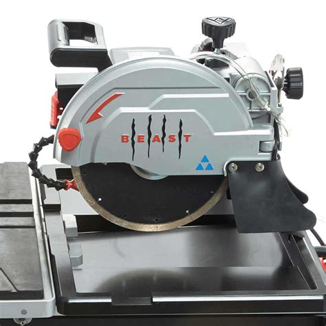 New Lackmond Tile Saw by Lackmond Beast10 Tile Saw Contractors Direct