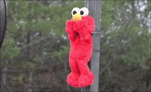 Jet Engine Melts Elmo