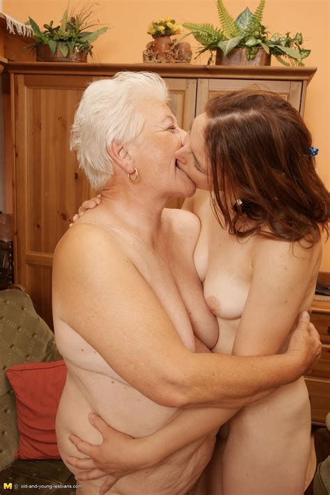 Granny Loves Young Dick