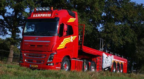 volvo fh  euro  voor kamphuis transport ttmnl