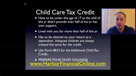 child care tax credit calculator for 2012 2013 805 | maxresdefault
