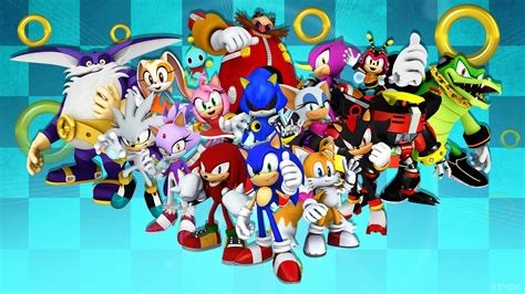 Tails (character), Sonic, Sonic The Hedgehog, Sega, Video