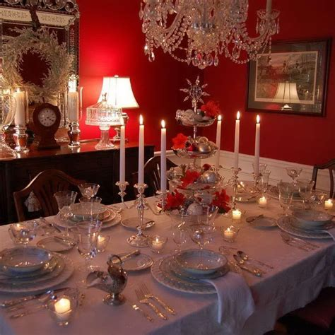 elegant christmas table settings ideas 791 best images about christmas table decorations on pinterest