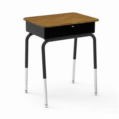 Desk Classroom Virco Student Desks Box Metal