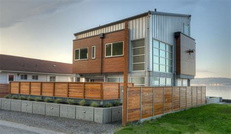 Weather Home Design by Tsunami Proof Waterfront House Modern House Designs