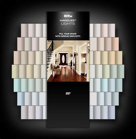 marquee 174 one coat interior paint collection behr