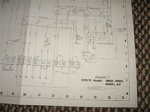 Wiring Diagrams  1978  79 450sl  Slc  And All Other Models
