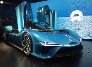 Nextev Nio Ep9 : nextev reveals the nio ep9 supercar fastest ev in the world cleantechnica ~ Medecine-chirurgie-esthetiques.com Avis de Voitures