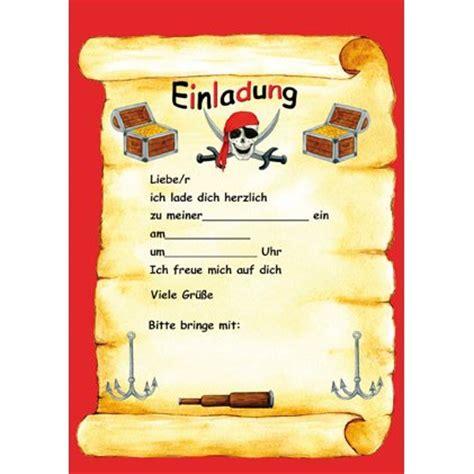 wwwparty schatzkistede piraten einladungskarten