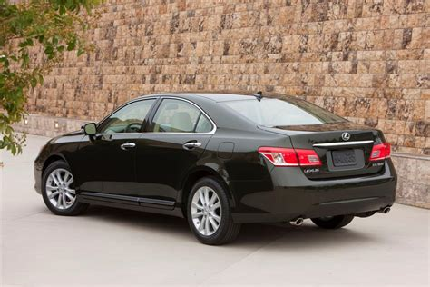 Preview: 2010 Lexus Es 350