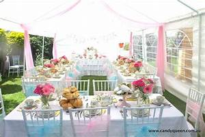 Floral High Tea Bridal Shower with Such Beautiful Ideas ...