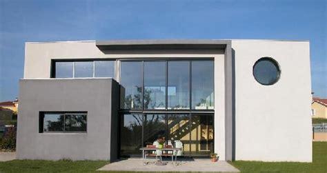 mod 232 le maison moderne toit plat