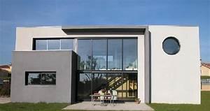 modele maison moderne toit plat With good photo maison toit plat 6 maison de star contemporaine toit plat