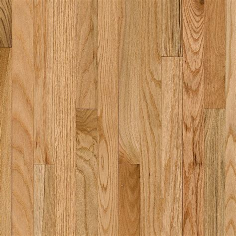 3 1 4 wood flooring bruce plano oak country natural 3 4 in thick x 2 1 4 in wide x random length solid hardwood
